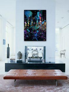 Darkest Hour Fine Art Canvas by Oliver Gal at Gilt