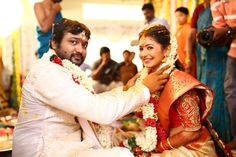 Bobby Simha and Reshmi Menon tie the knot - iFlickz