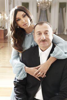 82 Best MEHRIBAN ALIEVA images in 2020 | First lady, Ilham aliyev, Fashion
