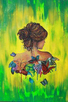 pintura figurativa y abstracta - Buscar con Google