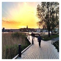 Hammarby sjöstad, Stockholm. By Dejan Mauzer