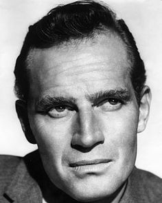 *CHARLTON HESTON