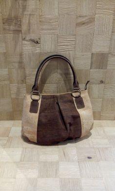 Handtassen in kurk