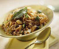 Seven-Spice Rice Pilaf