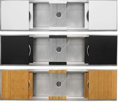 Buy this 7' Galley Workstation™ with white, black or bamboo Signature Accessories