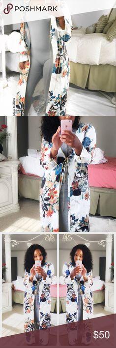 Kimono This fun and girly Kimono is perfect for you! Tops