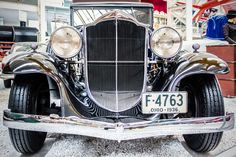 Packard Light Eight. Museum, Ohio, Antique Cars, Classic Cars, Antiques, Vehicles, Cars, Top Hats, Vintage Cars
