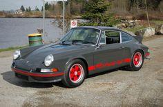 1973 Porsche 911 RS in SLATE GREY