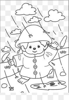 Monchhichi Baby Girl Mini Memo Pad ( ᴥ ) Kawaii Panda