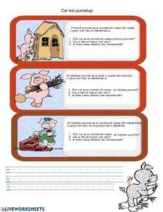Știm să citim! worksheet School Subjects, Your Teacher, Web Browser, Google Classroom, Colorful Backgrounds, Worksheets, Language, Student, Languages