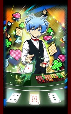 New 5 star Nagisa added to moonstone scouting (May 12)