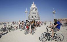 Burning Man Festival 2015
