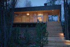 Finnish cottage - PlusVillas L - RSVPcottages Spa Nature, Lac Simon, Villa, Cottage, Location, New Image, Architecture Details, Helsinki, Contemporary Design