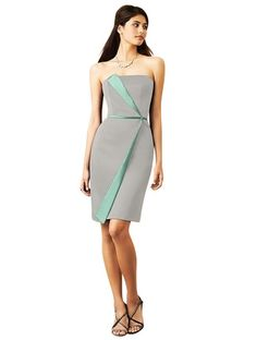 Gray Grey Bridesmaid Dress | $160+ | Weddington Way | wedding ceremony reception bridesmaids maid of honor