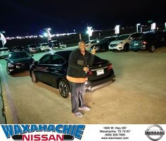 Ron did a awesome job. He cane and picked me up 45 minute from the dealership. Everything Ron told me was the truth. I will tell all my friends and family about Ron Parish and Fort Worth Nissan.  https://deliverymaxx.com/DealerReviews.aspx?DealerCode=Y811  #Happy #Satisfied #GoodJob #AnniversaryGift #Thanks #WaxahachieNissan