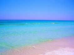 Love how the Southern Florida water is so clear and the sand is so fine and white! I can't wait to be there in 2 weeks! Malibu just doesn't have warm water or clear beaches!