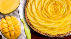 Sweet treats are often laden with added sugar and other harmful ingredients... but not this recipe for delicious super food mango pie!