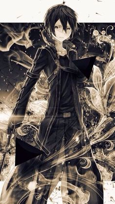 Kirito - Sword Art Online (S.O.A)