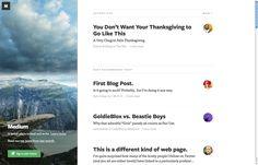Best Website Designs — December 2013's Picks