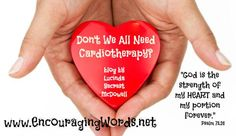 Having heart problems? Broken, bruised, loving the wrong things? Here is True Love & Healing. http://bit.ly/cardiotherapy