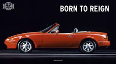 Today we're kicking off #25DaysOfMX5, a summer-long project of 25 posts to celebrate the MX-5 Miata's 25th anniversary. We'll be bringing you all kinds of Miata love, including rare development photos, early concept sketches, vintage ads, words from the creators, and much more. It's going to be great trip—stay glued to our channels for all the 25 consecutive posts.  Day 1, we bring you the first-gen Miata: the car that started it all.