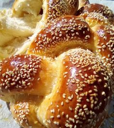 Bagel, Sweet Recipes, Food And Drink, Favorite Recipes, Bread, Diy, Food And Drinks, Bricolage, Brot