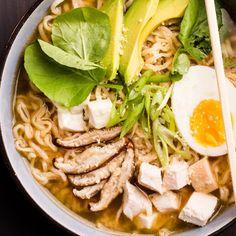The Ultimate Gluten-Free Ramen Strategy - Food - Asian Healthy Gluten Free Recipes, Gluten Free Breakfasts, Gluten Free Diet, Foods With Gluten, Sans Gluten, Gluten Free Japanese Recipes, Healthy Food, Ramen Recipes, Gf Recipes