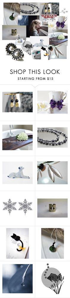Loooking Out of the Window by anna-recycle on Polyvore featuring Allurez, WALL, modern, rustic and vintage