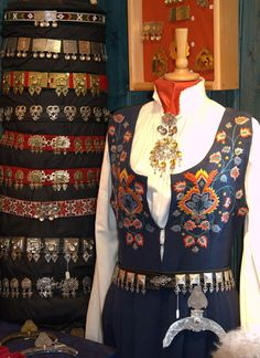 Costume Belts from Norway