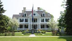 Mansion in Ridgefield, CT