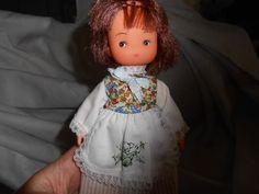 "Matilda Marlow Pedigree Australia Doll 6"" Koala Dress Cute Baby Retro Vintage   eBay"