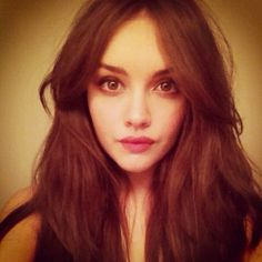 Olivia Cooke She plays Emma in Bates Motel