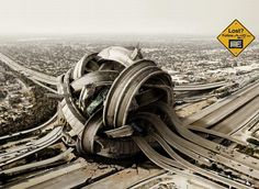 Incredible Photo Manipulation - 45 Amazing Examples For Your Inspiration - Geeks Zine