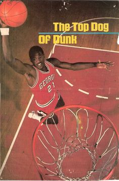 Dominique Wilkins // The Top Dog Of Dunk