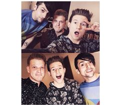 Superfruit (Scott and Mitch) and Ricky Dillion