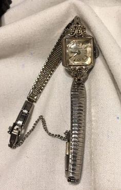 Rare Elsa Schiaparelli Watch 1601 Movement West Germany Made Works!!! #ElsaSchiaparelli