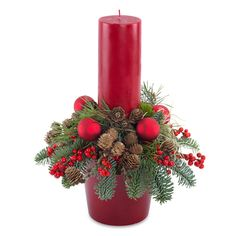 Juleglæde Decoration Noel, Christmas Decorations, Christmas Ornaments, Christmas Wreaths, Holiday Decor, Christmas Flowers, Xmas Crafts, Christmas Floral Arrangements, Christmas Table Centerpieces