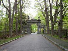 Oak Hill Cemetery Newburyport, Mass