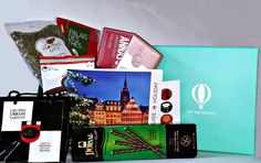 Try The World: Subscription Box