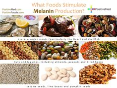 What Foods Stimulate Melanin Production? - PositiveMedPositiveMed | Stay Healthy. Live Happy