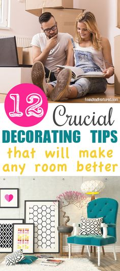 MUST-READ home decor tips and tricks!