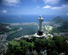 The Natural Wonders of the World: The Harbor at Rio de Janiero