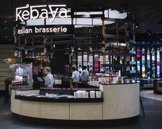 KEBAYA restaurant by uxus, Amsterdam – The Netherlands » Retail Design Blog