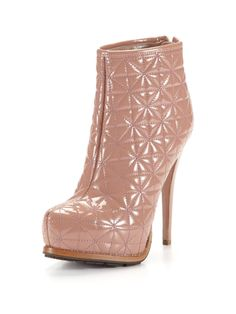 Quilted Bootie