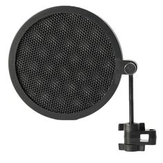 Aliexpress.com: Comprar PS 2 doble capa estudio micrófono MIC viento pantalla filtro pop/montaje giratorio/máscara para hablar de grabación de pop filter fiable proveedores en Brilliant Teconology Store