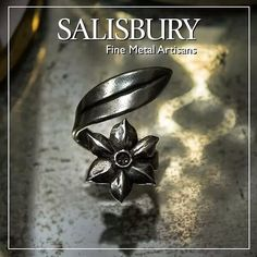 Salisbury's flower of the month collection includes bracelets, earrings, necklaces, and rings so there's something special for everyone!