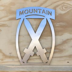 Excited to share this item from my #etsy shop: 10th Mountain Division - Tenth Mountain - Ft. Drum