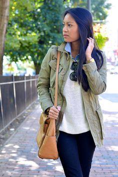{the perfect boyfriend jacket}