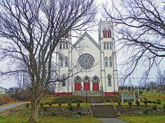 Cape Breton Churches
