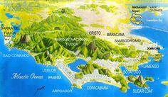 Barrios famosos de Rio de Janeiro - http://riodejaneirobrasil.net/barrios-famosos-de-rio-de-janeiro/ #RioDeJaneiro #Brasil #Turismo